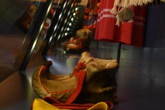 Traditional Sámi Reindeer Boots