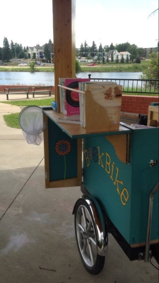 Book Bike Literacy